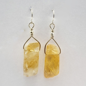Citrine Sun Beams