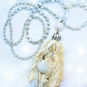 Manifestation of Magic and Miracles Crown Chakra Mala