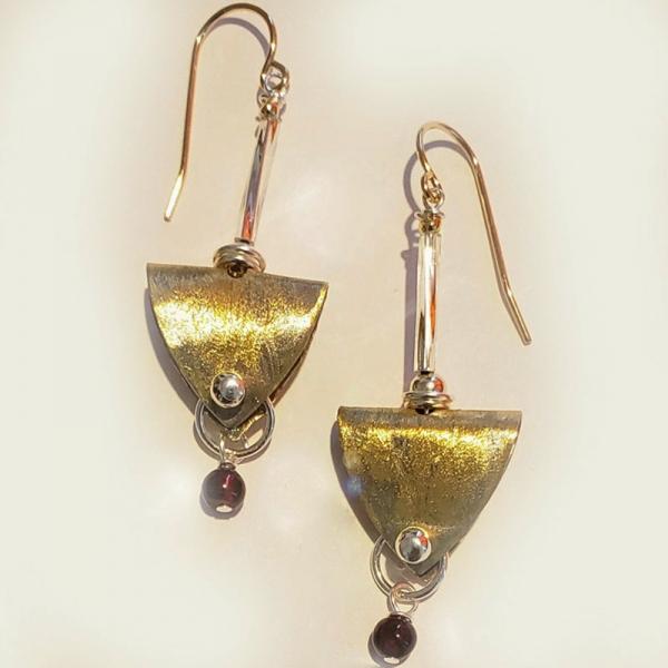 Shields of Garnet